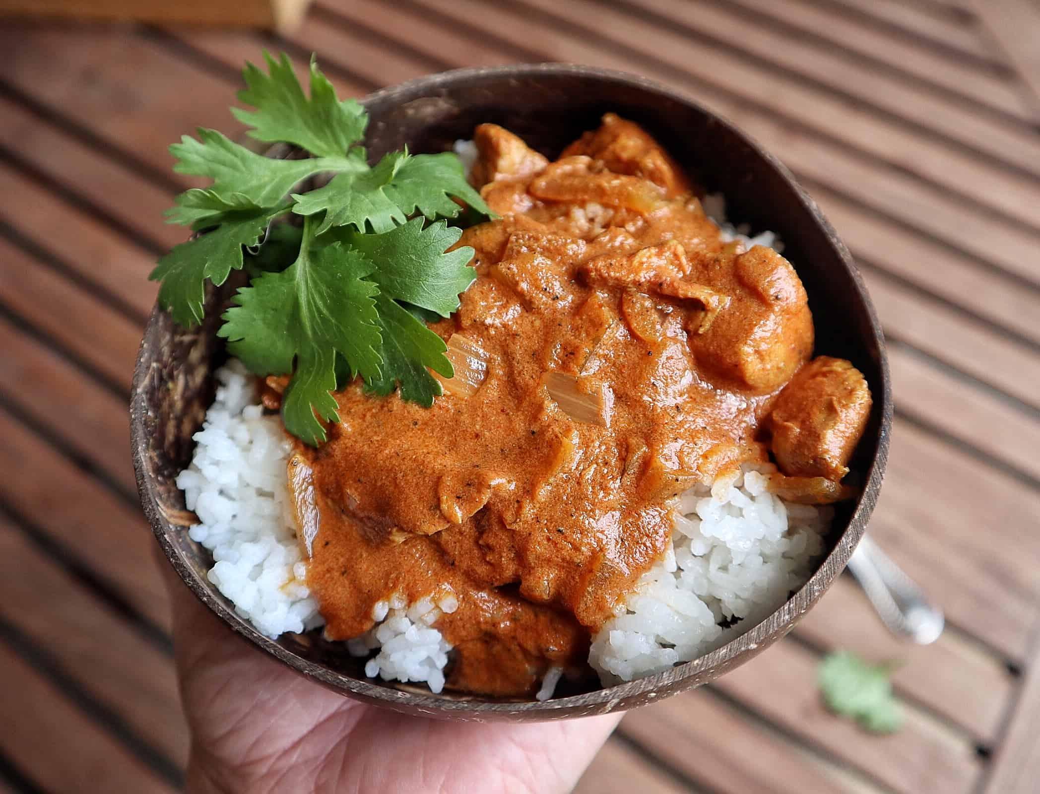 Chicken tikka masala recipe crockpot