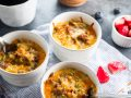 Individual Breakfast Casseroles (Make-Ahead)